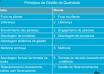 Certificação do Programa de Gestão da Qualidade ISO 9001